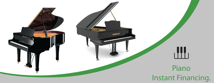 Piano, Instant Financing